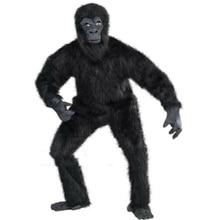Костюм талисмана шимпанзе орангутанга костюм животного пушистого