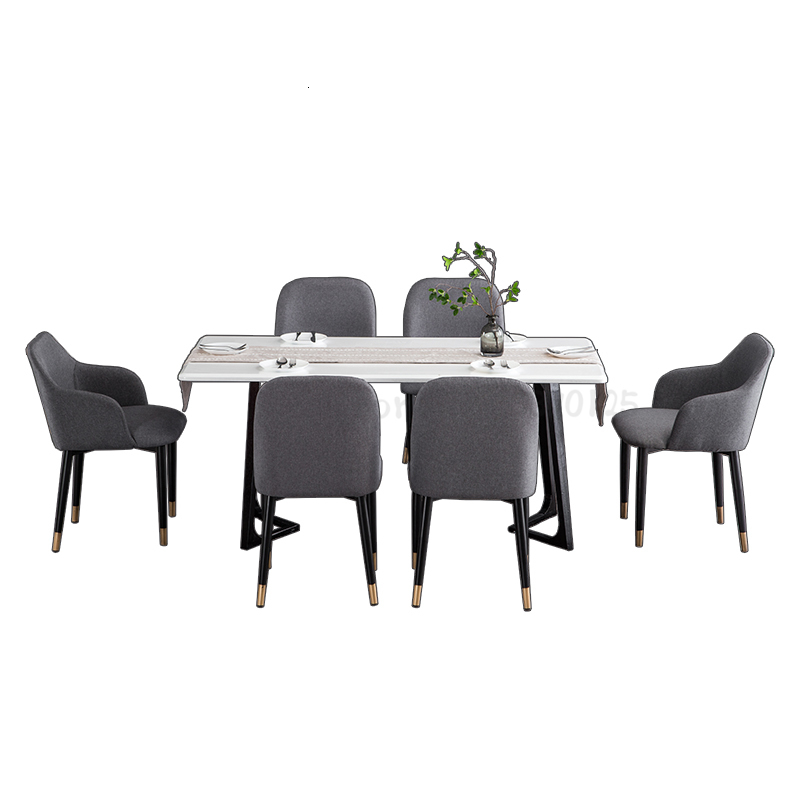 Nordic dining chair modern minimalist home  western restaurant cafe hotel   creative  |  - title=