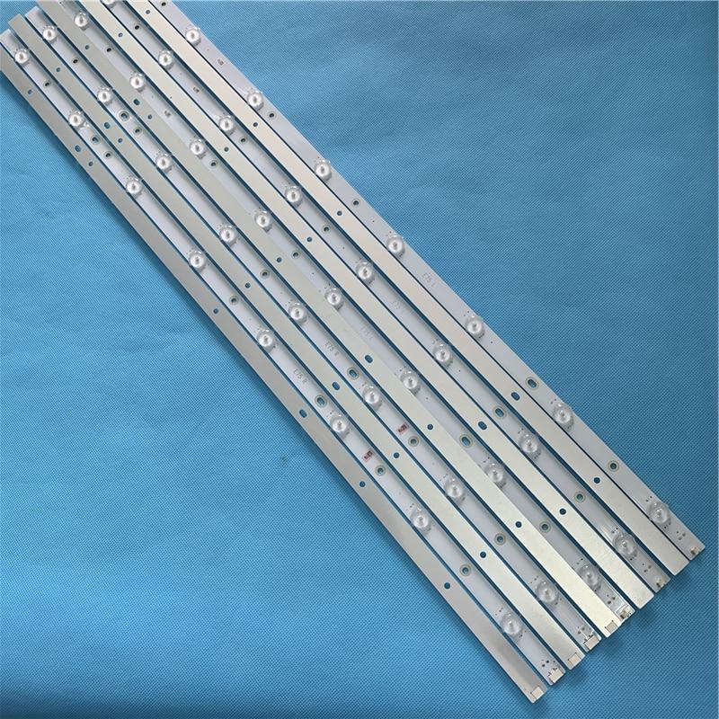 LED Backlight Strip 8+8 Lamp For VIZIO 75'' TV E466169 XY-MC LB75011 V0_05 E75 L/R E75-E3 LFTIGRAT E75-E3 LFTIGRLT Tv Parts