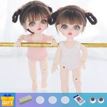 Lati amarelo sophie 1/8 boneca resina bjd bonecas conjunto completo resina brinquedos para crianças ballet menina surpresa presente para aniversário 2021 novo