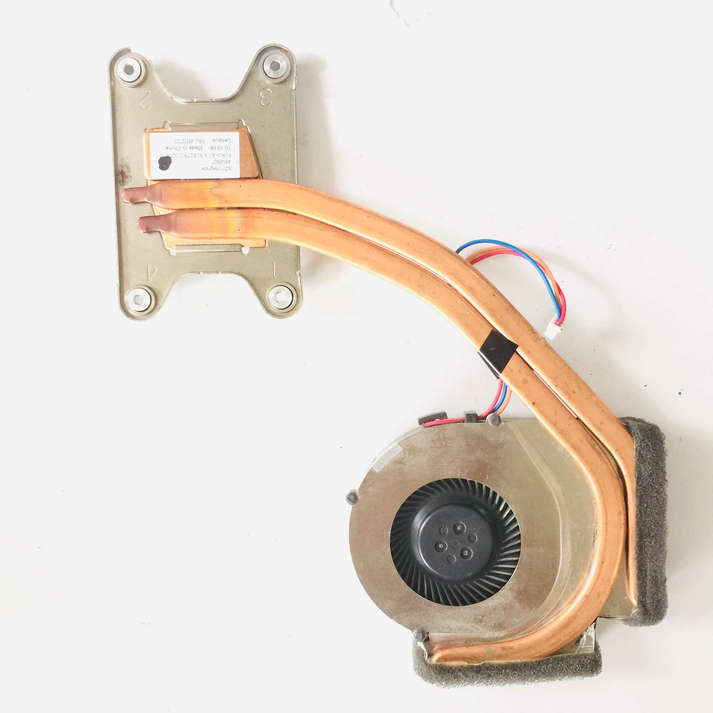 Original Free Shipping For Lenovo ThinkPad T410 T410i Cpu Heatsink Fan 45M2723