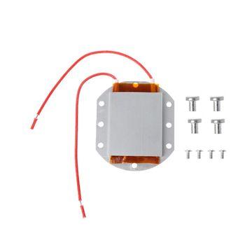 74*63mm LED Remover BGA rozbiórka Chip spawanie stacja lutownicza aluminiowa płyta grzewcza PTC 300W 270 stopni w Stacje lutownicze od Narzędzia na