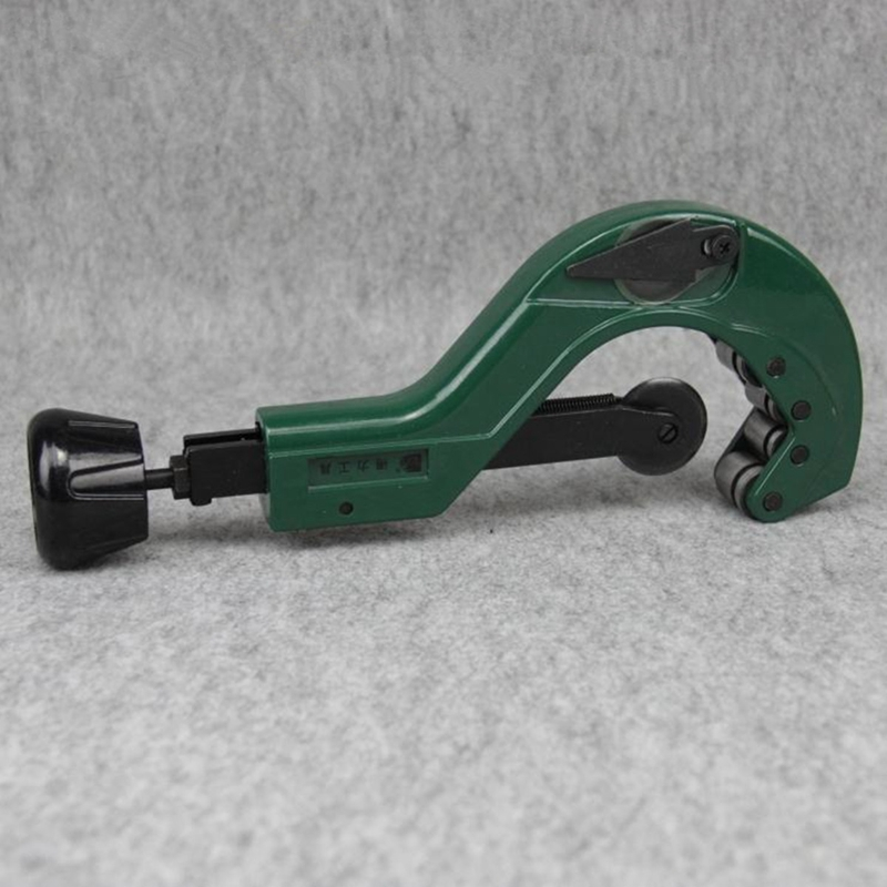 6-64Mm Heavy Quick Release Plumbing Pipe Cutter Hand Cutting Tools Built In Pipe Reamer