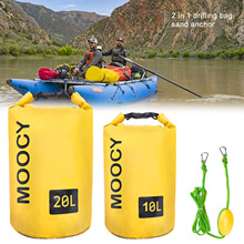 Dock-Line Sand-Sack Boats Kayak-Jet for Ski-Rowing Small Storage-Bags 10L 20L Tow-Rope