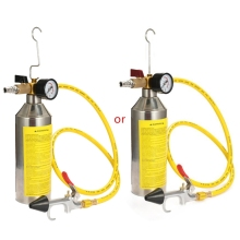 Car Air Conditioning Pipe Cleaning Machine Pipeline Washer Bottle Refrigeration System Maintenance Power Tool Wholesalse