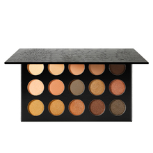 10 Piece Pearl Sequins Matte Crocodile Pattern Eyeshadow Power Palette Glitter Highlighter Make up Private Label