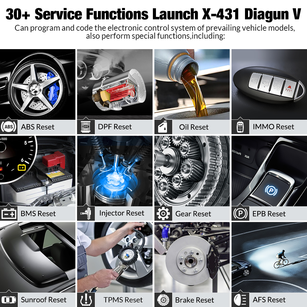 Launch X431 Diagun V (5)