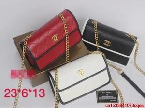 Luxury Designer Brand Chanel- Handbag Shoulder Bags Women Messenger Bag Bolsa Feminina Handbags C207
