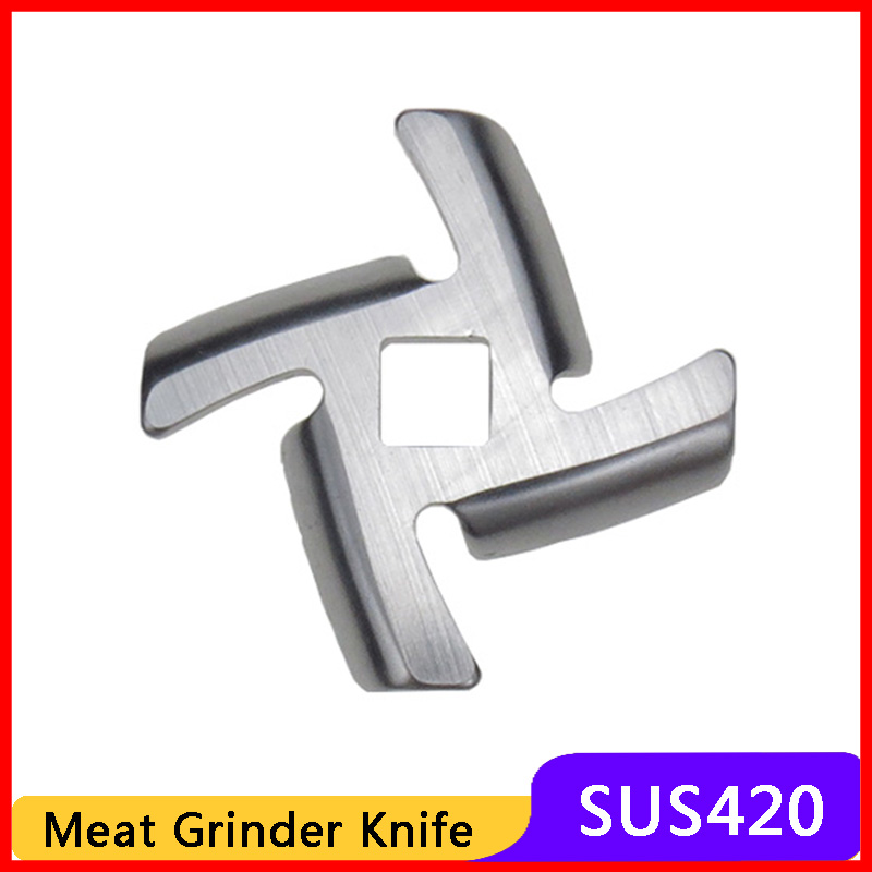 Knife For Meat Grinder Blade Mincer Knives Spare Parts For Mincer Blade Panasonic Erison Maxwell Rolsen Polaris Scarlett Mystery