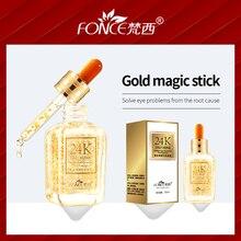 Fonce Korea 24K Goldeneye Extract Lift Tight Anti-Wrinkle Eye Wrinkles To Dilute Fine Lines Black Bags Tonic Cream