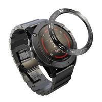 Stahl Schutz Lünette Ring Fall Für Garmin Fenix 5 / Fenix 5X / 5X plus Uhr Geschwindigkeit Adhesive Anti Scratch metall Abdeckung Rahmen