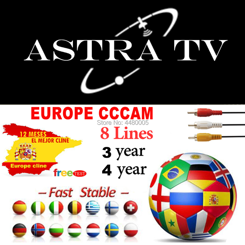 Portugal /& Europe iptv 1 mes