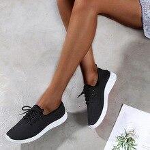 Женская обувь для тенниса; коллекция года; модные кроссовки; Женская Повседневная однотонная обувь черного цвета; спортивная обувь для тренажерного зала, фитнеса, тренировок, ходьбы; спортивная обувь; tenis feminino