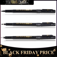 Lettering Pens Markers For Writing DrawingBlack Ink Pens Art MarkerCalligraphy Pen Hand Lettering Pens Brush  R20 кабель usb type c microusb a data acm32in1 100cmk cbk 1 м