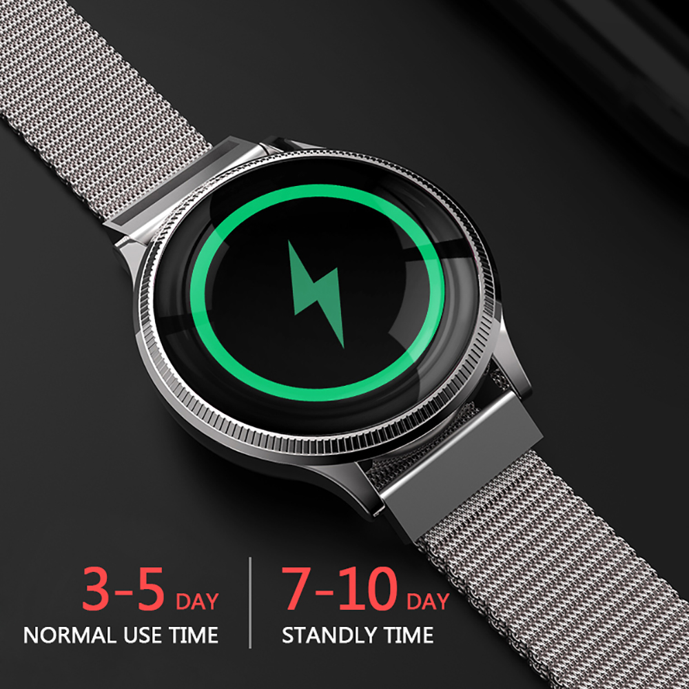 Sports Health Smart Watch 1.22 inch Magnetic Strap Fitness Tracker IP67 Waterproof Heart Rate Monitor Smartwatch for IOS Android (7)