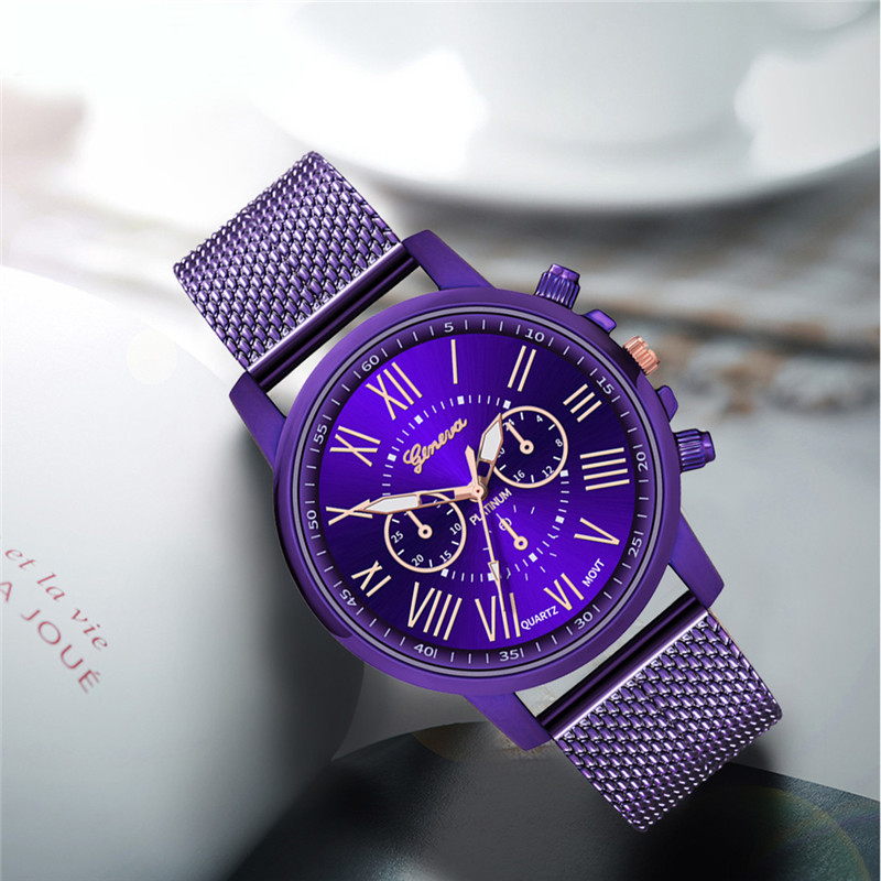 Luxury women Quartz Wrist Watch Temperament lady Watch Stainless Steel Dial Casual Bracele Watches relogio feminino A4 H2cbce7a21e6d4658ad5dd7edd1216f97o