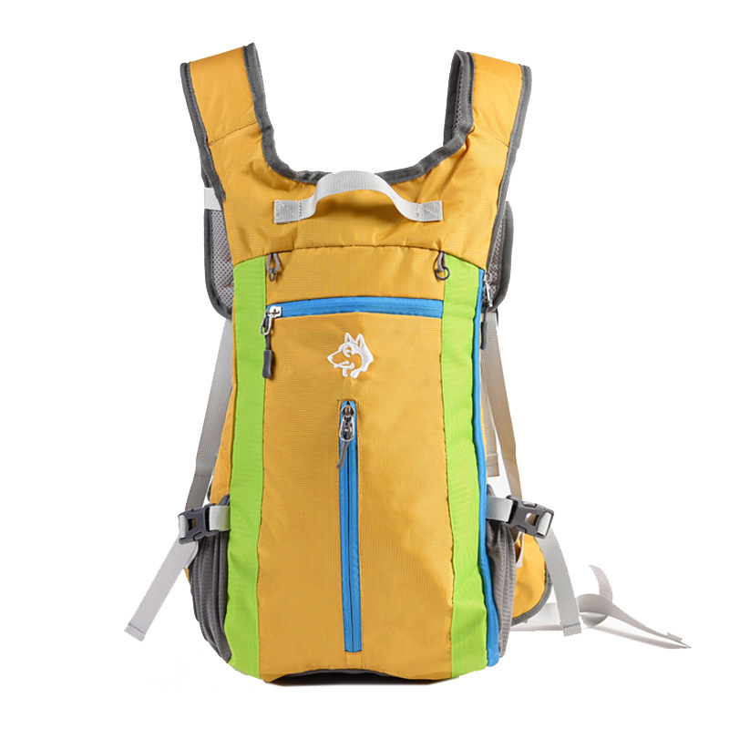 Outdoor Mountain Climbing Hiking Bag Casual Sports Hiking Bag Foldable Backpack Fashion Travel Backpack