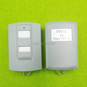 Image 1 - 원래 원격 제어 FR1A 433MHZ foresee FR1 F 350G/M F 350M/G F 390G 도어 차고 게이트