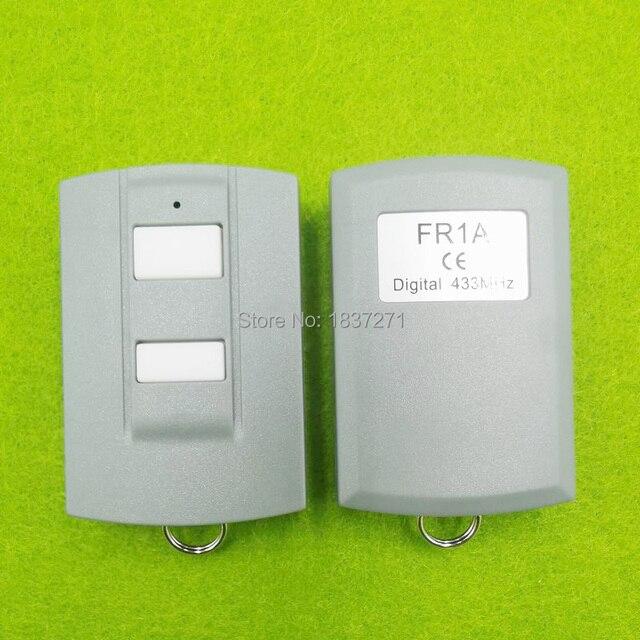 원래 원격 제어 FR1A 433MHZ foresee FR1 F 350G/M F 350M/G F 390G 도어 차고 게이트