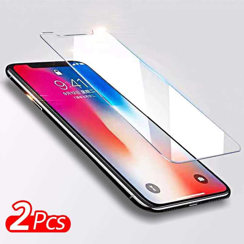2 sztuk wysokiej rozdzielczości szkło hartowane dla Huawei P40 Pro Lite E 5G P30 P20 lite 2019 Screen Protector