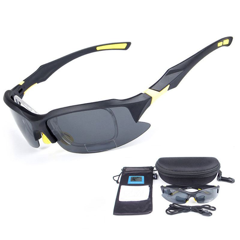 Professional Polarized Cycling Glasses Bike Bicycle Goggles Driving Fishing Outdoor Sports Sunglasses