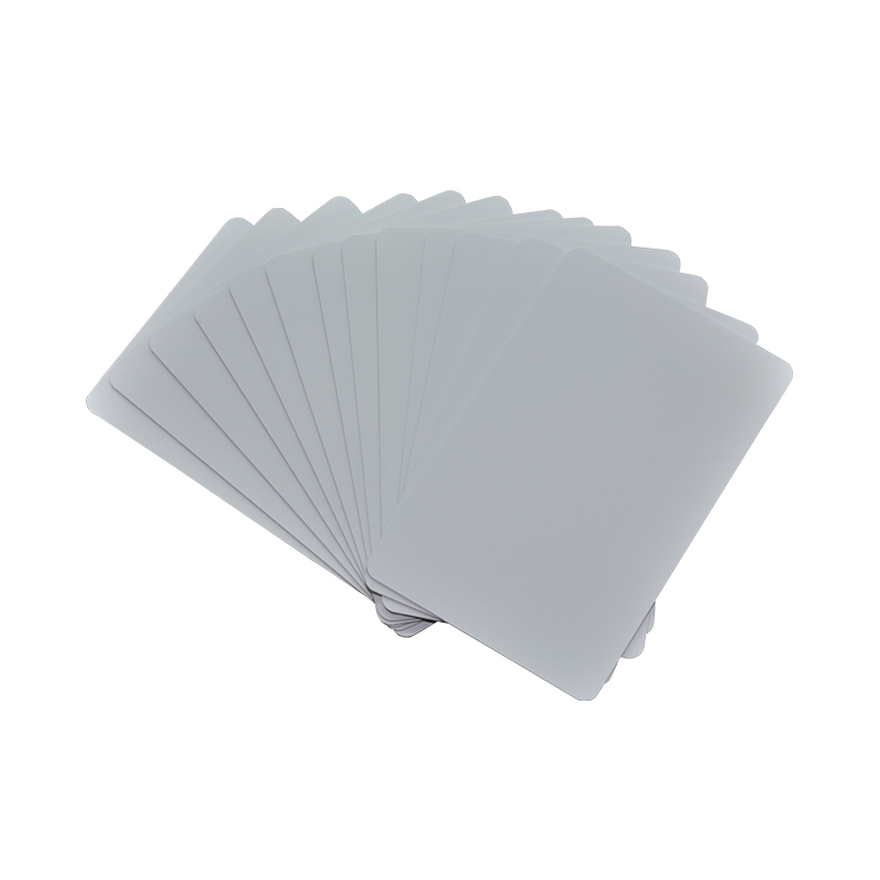 40pcs/lot TK4100 4102 /EM 4100 Chip RFID 125KHz Blank Card Thin PVC ID Smart Card