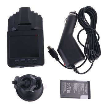 High Defintion Driving Camera For Car DVR Wide Angle Mintimal Night Vision Auto Loop Recorder image