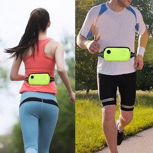 Ультра светильник для бега поясная сумка для тренировок поясная сумка для мобильного телефона дорожный пояс для денег для мужчин женщин му...