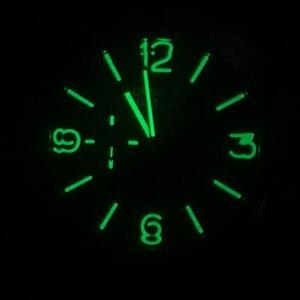 Image 3 - ファッション高級ブランドスポーツ腕時計メンズ防水クォーツ革軍事腕時計男性軍時計男性relojes hombre hodinky