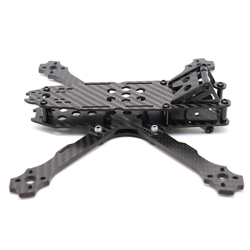 Image 2 - TCMMRC 5 Inch FPV Drone Frame Avenger 215 Wheelbase 215mm 4mm Arm Carbon Fiber for RC Racing FPV Drone Frame Kit-in Parts & Accessories from Toys & Hobbies