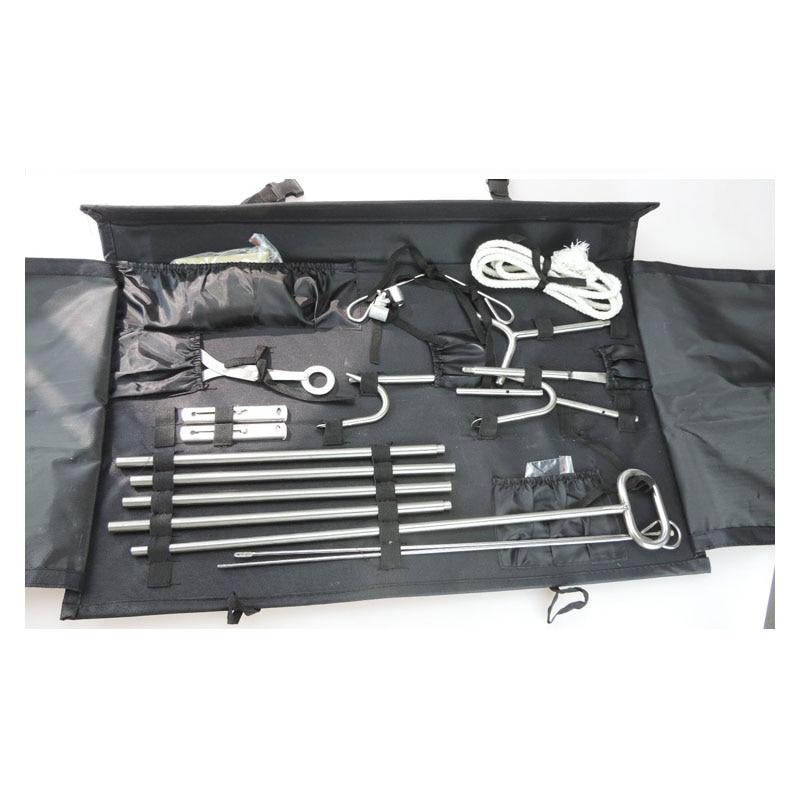 Ветеринарное устройство для акушерства животноводства 23 шт., инструмент для акушерства для крупного рогатого скота, Овечья лошадь, инструм