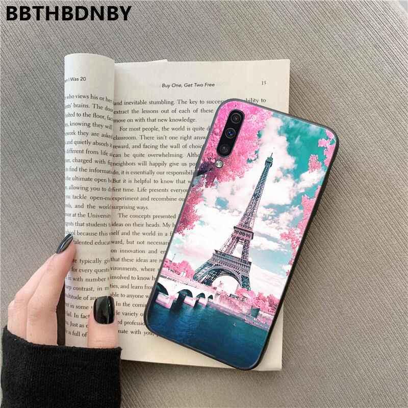 Dành Cho Galaxy A50 Ốp Lưng Phiên Bản Tiếng Nga Thông Minh Màu Đen Mềm Vỏ Ốp Lưng Điện Thoại Samsung Note 3 4 5 7 8 9 10 Pro A7 2018 A10 A40