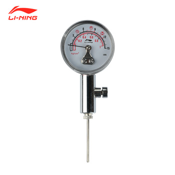 Li Ning barometer basketball football volleyball standard air pressure detection цена 2017