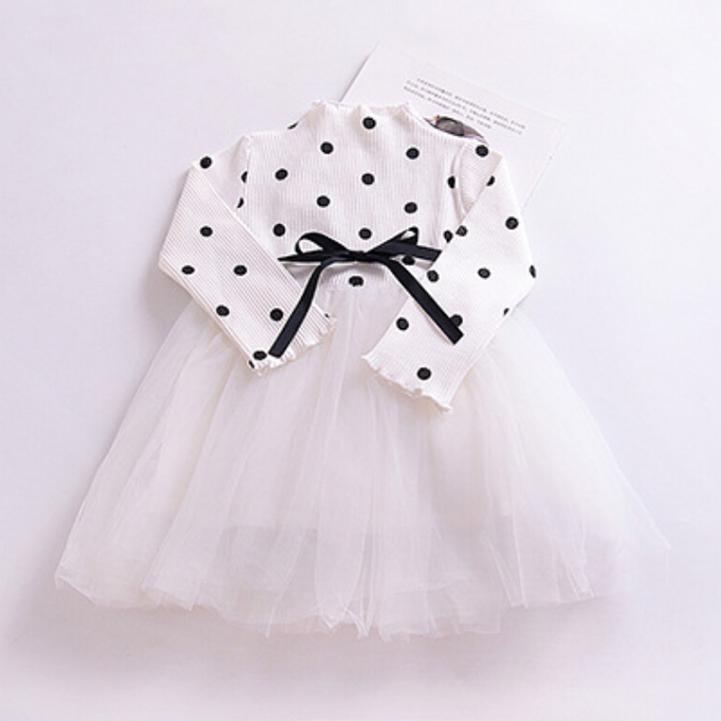 H2cc04b759346449584f32cc7484e4412w Spring Autumn Long Sleeves Children Girl Clothes Casual School Dress for Girls mini Tutu Dress Kids Girl Party Wear Clothing