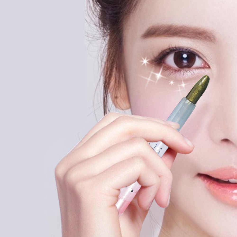 1 pc קוסמטיקה חלום EyeShadoe עט אייליינר לאורך זמן Cilorful פיגמנט אייליינר עיפרון עבור איפור