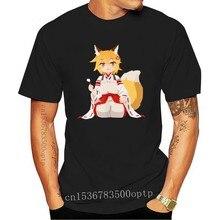T-shirt à la mode pour hommes, drôle, Sewayaki Kitsune No Senko San, t-shirt pour femmes
