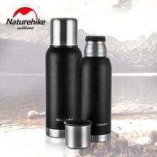 Naturehike taşınabilir vakum bardak spor su şişesi 304 paslanmaz çelik açık şişesi ısı koruma fincan bisiklet kamp yürüyüş