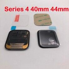 100% Được Thử Nghiệm Cho Apple Watch Iwatch Series 4 LTE GPS Màn Hình Hiển Thị Lcd Bộ Số Hóa Màn Hình Cảm Ứng Dòng 5 40Mm 44mm LCD Màn Hình Pantalla