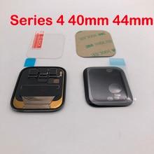 100% נבדק עבור אפל iwatch שעון סדרת 4 LTE GPS lcd תצוגת מסך מגע Digitizer סדרת 5 40mm 44mm LCD מסך Pantalla