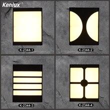 Пластиковый светодиодный настенный светильник в четырех стилях, энергосберегающий водонепроницаемый светильник, наружный светильник, внутренний, наружный, для крыльца, светодиодный, настенный светильник, садовый светильник