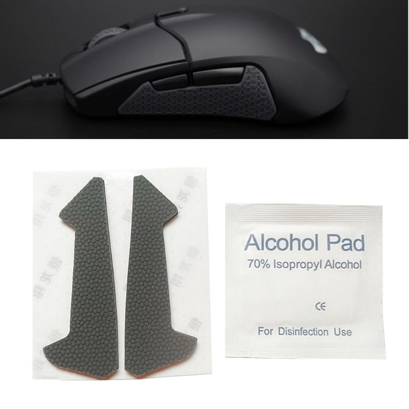 Mouse Skates Anti-Slip Side Pads Mouse Feet Sweat Resistant Pads For SteelSeries Sensei 310 Mouse