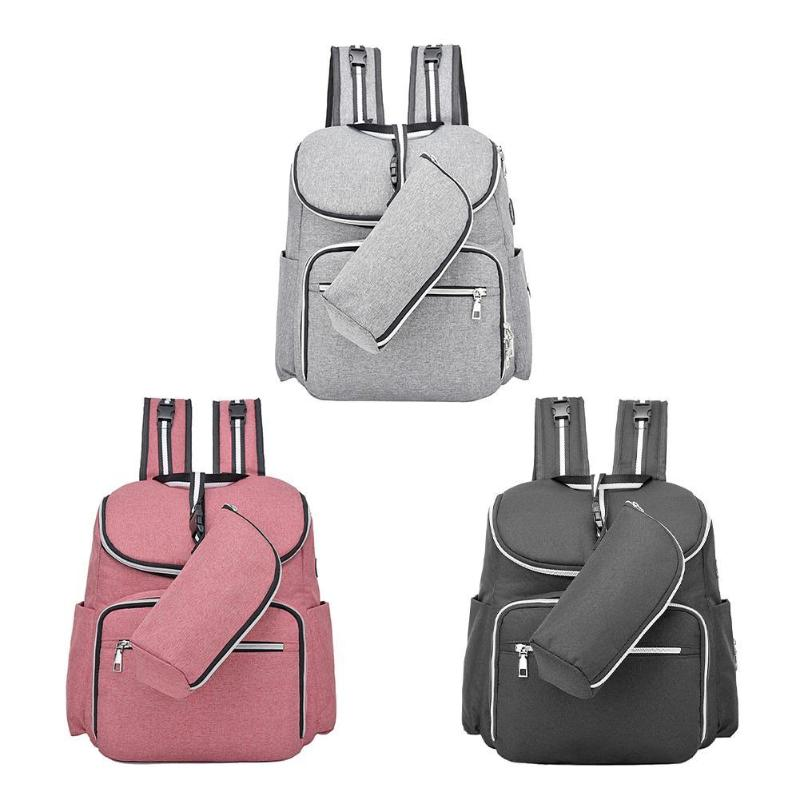 Fashion Multifunction Mummy Maternity Nappy Bag Large Capacity Diaper Bag Travel Backpack Designer Nursing Bag For Baby Care