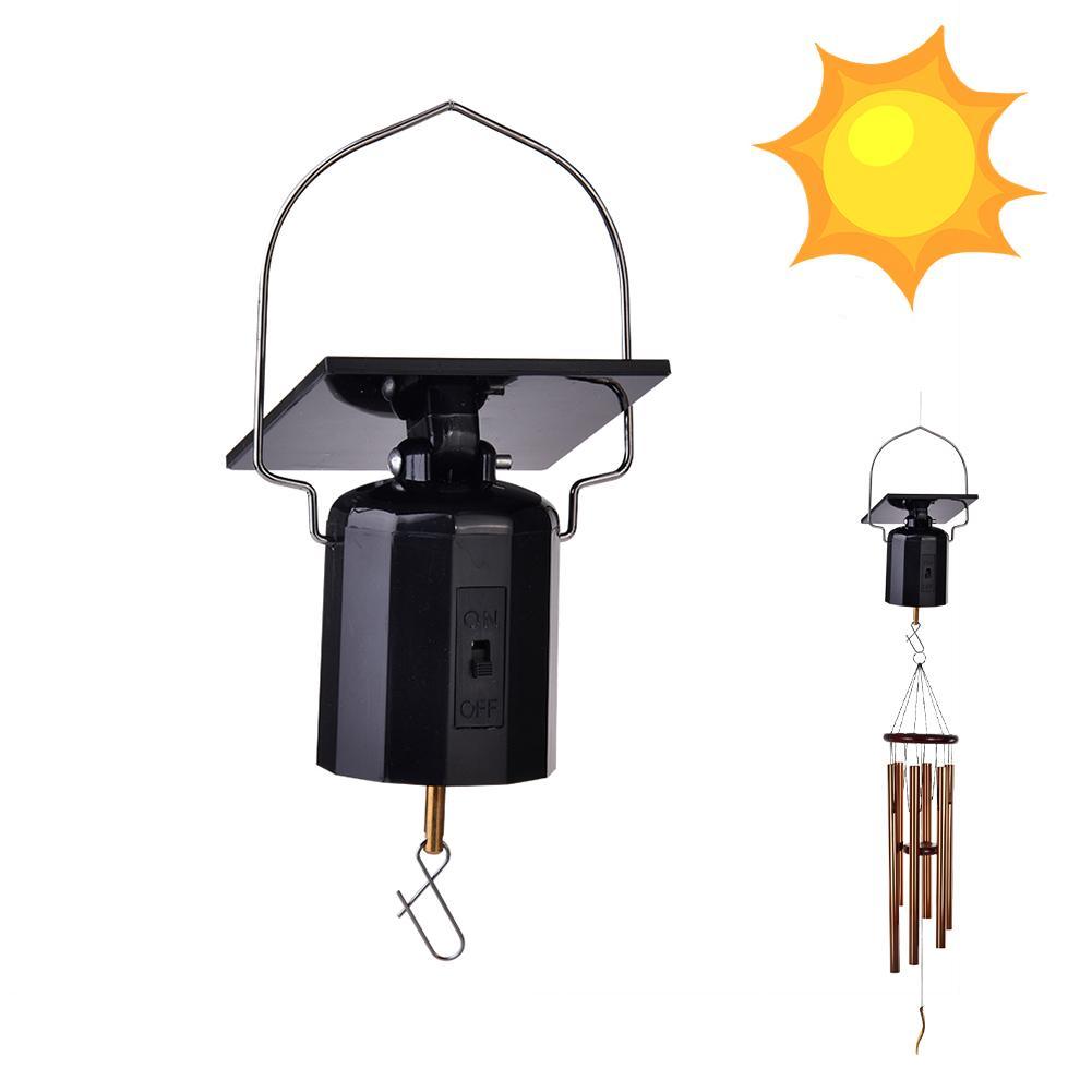Pantalla de Motor colgante Solar giratoria de Motor pequeño de energía Solar Motor Spinner de viento multiusos gancho giratorio para carillones de viento Pala multiusos para exteriores, herramientas de jardín, pala plegable militar, herramientas de seguridad para defensa y acampada