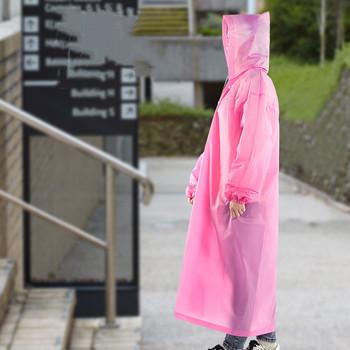 Płaszcz przeciwdeszczowy kobiety mężczyźni nieprzepuszczalny zagęszczony wodoodporny płaszcz przeciwdeszczowy turystyka Outdoor turystyka Poncho przeciwdeszczowe płaszcz przeciwdeszczowy płaszcz przeciwdeszczowy z kapturem tanie i dobre opinie CN (pochodzenie) RainWear XYW953 Jednoosobowy odzież przeciwdeszczowa płaszcze przeciwdeszczowe Z tworzywa sztucznego