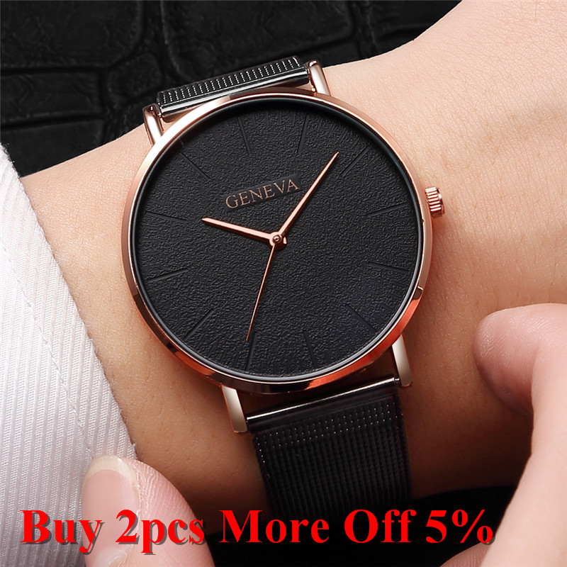 Women Watches Bayan Kol Saati Fashion Rose Gold Silver Ladies Watch For Women Reloj Mujer Saat Relogio Zegarek Damski часы женск