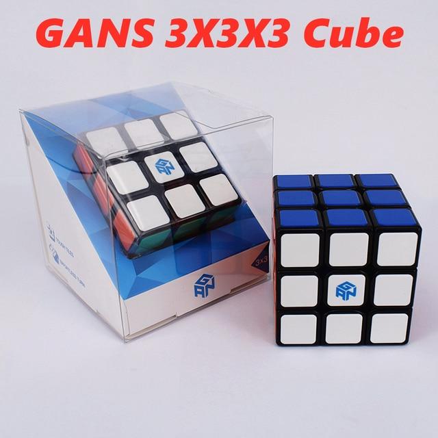 גן GSC 3x3x3 קסם קוביית גן 3x3 מהירות קוביית פאזל גנז 3x3x3 cubo magico