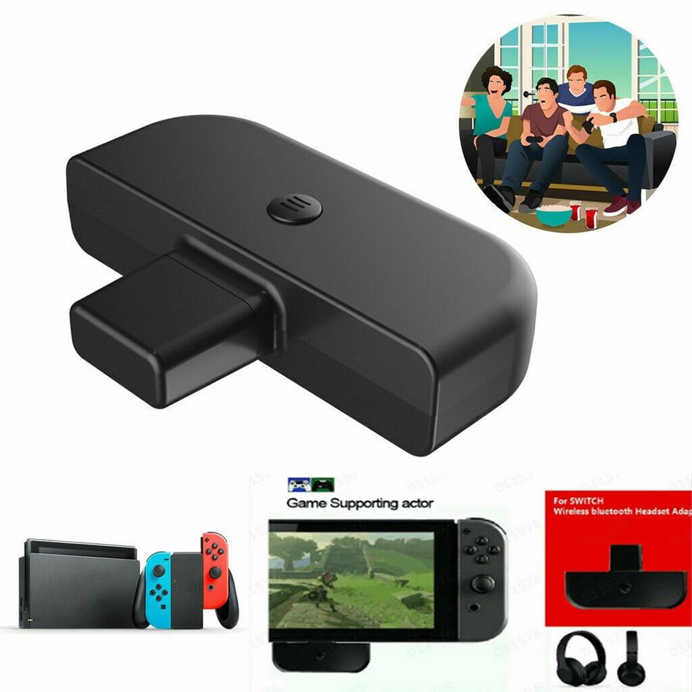 نوع C بلوتوث 5.0 جهاز إرسال سمعي الكمون المنخفض مع هيئة التصنيع العسكري لنينتندو سويتش/لايت PS4 PC USB Type-C محول لاسلكي