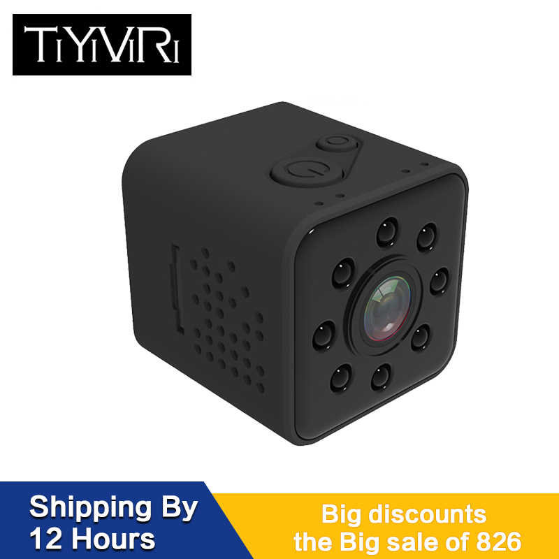 Mini Camera SQ23 Camera Full HD Wifi 1080p Wide Angle cam Night Vision Mini Camcorder DVR video Sport micro Camcorders Pk SQ13