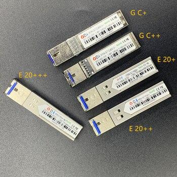 G/EPON SFP  GPON2.5G OLT PXC+ PXC++  EPON1.25G PX20+ PX20++ PX20+++ Optical Module 20KM TX1490nm/RX1310nm Epon/gpon Olt Ont SC
