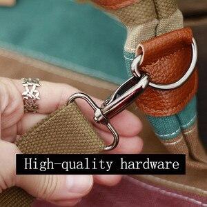 Image 3 - сумка женская через плечо большая шоппер большие сумки женские распродажа толстый холст пляжная сумка для покупок Высокого качества